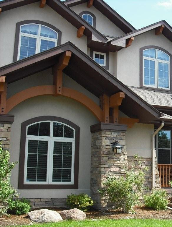A Colorado Home Is Better Off With Stucco Than Vinyl Siding Swift Inspections