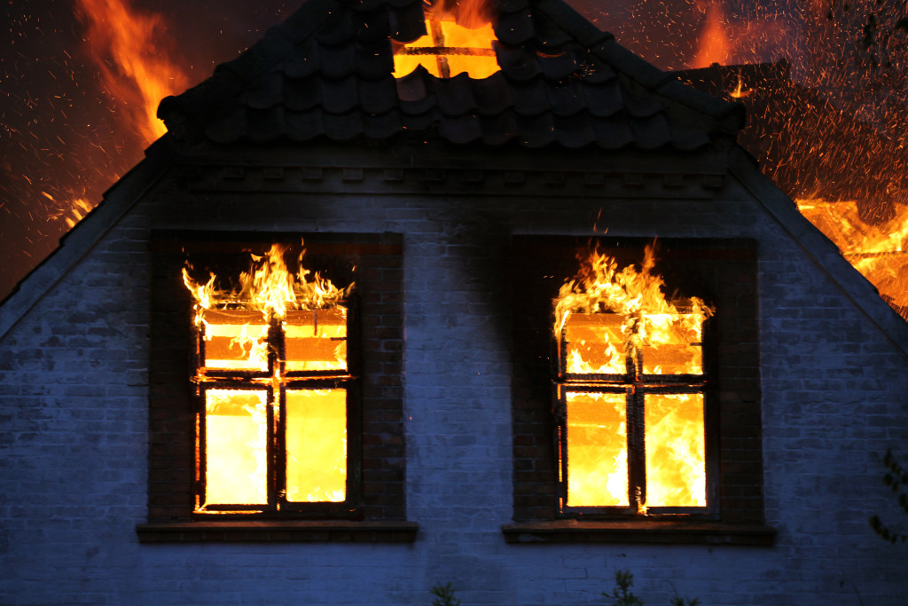 Rogue and illegal fireworks on July 4th is a common cause of house fires. How fire resistant is your stucco?