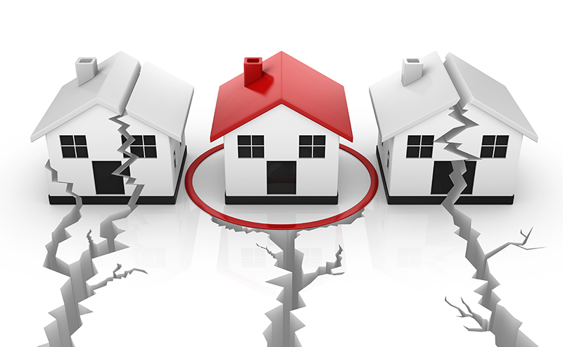 Inspecting Your Colorado Home or Business for Earthquake Damage