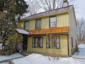 Winter problems with wood siding