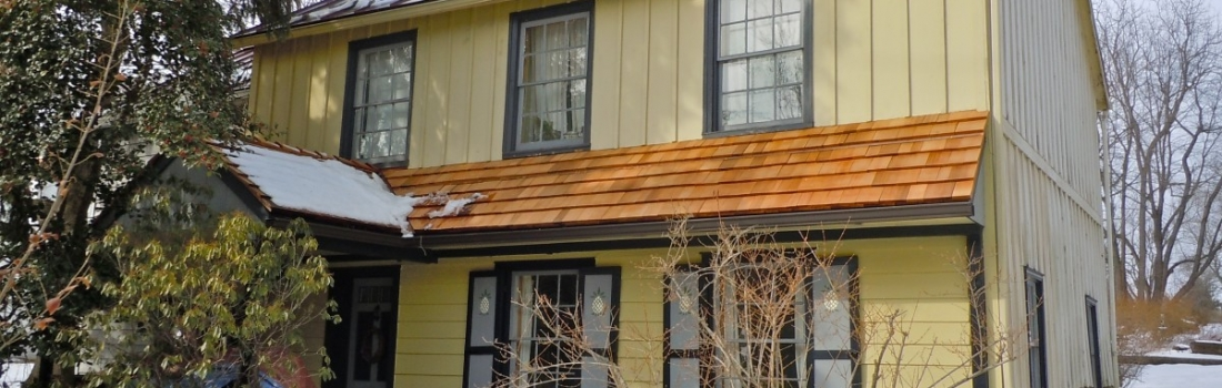 Protect Your Wood Siding in the Winter
