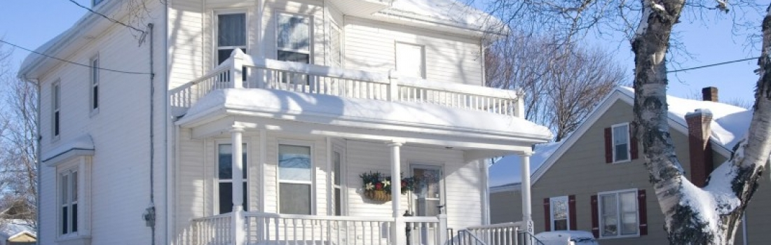 Colorado Home Inspections in Winter