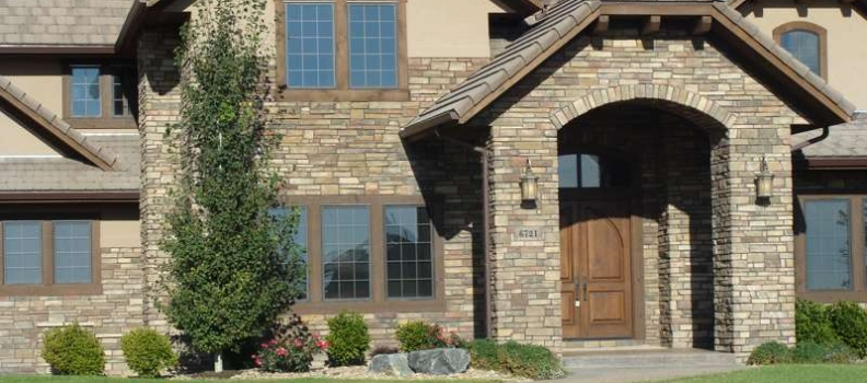 Finding Moisture Issues and Stone Siding Installation Flaws