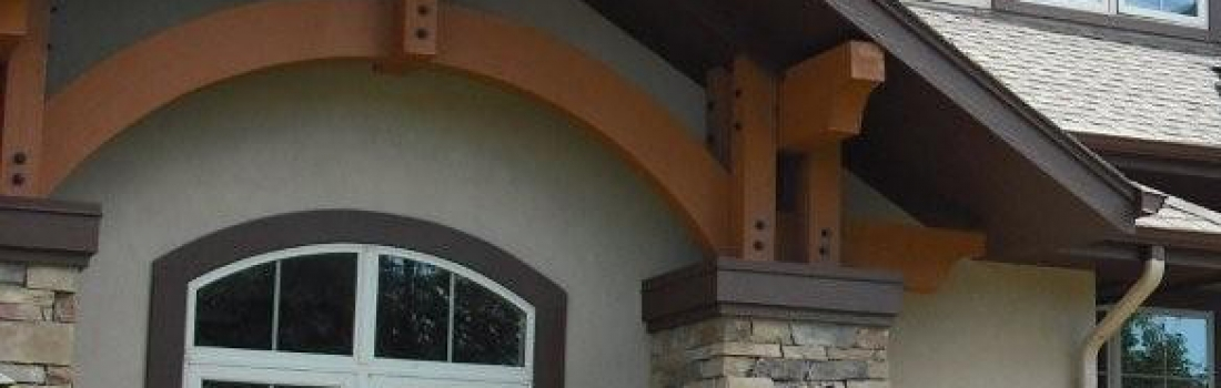 A Colorado Home Is Better off With Stucco than Vinyl Siding