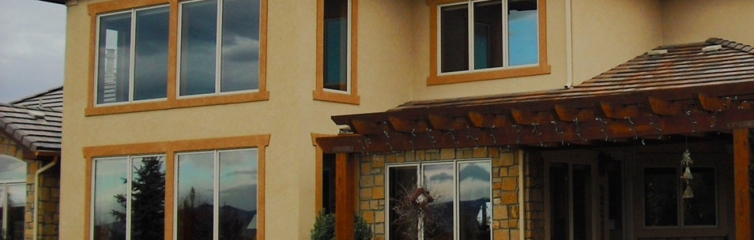 Choosing Between Stucco or EIFS for Your Colorado Home or Business