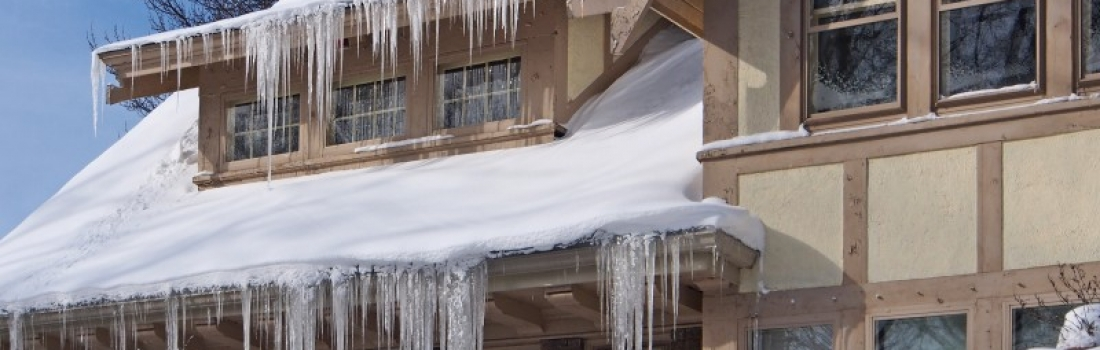 Icicles: Beautiful, but Dangerous